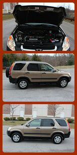 Automatic Transmission Honda CR-V Very Low Mileage for Sale in Columbus, OH