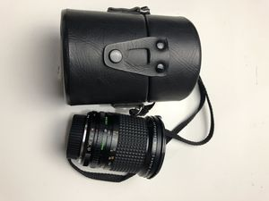 Jcpenny 28mm lens for Sale in Richardson, TX