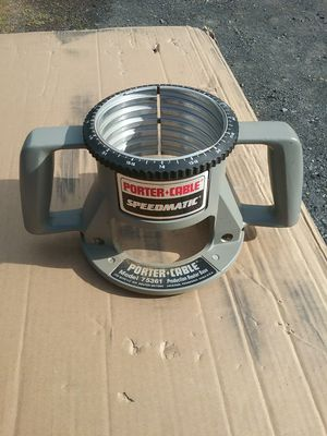 Porter Cable Router Base for Sale in Danville, PA