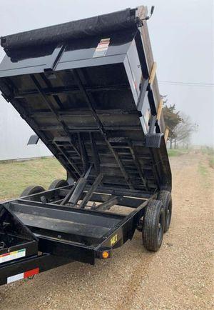 Black'17 Big Tex _dump-trailer_🚭 $1,2k for Sale in Annandale, VA