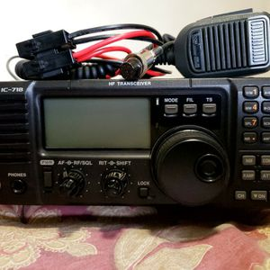 Icom 718 HF Transceiver for Sale in Miami, FL