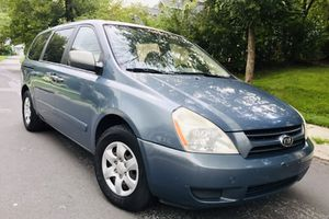 $4300 •• No ISSUES •• DVD • 2006 Kia Sedona Van Fits 7 people for Sale in Takoma Park, MD
