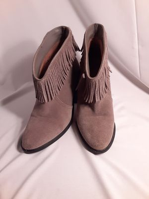 Like new Joie suede fringe boots for Sale in Ontario, CA