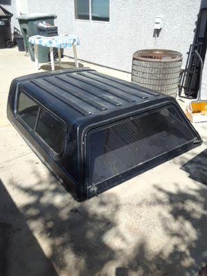 Black Camper Shell for Sale in Corona, CA