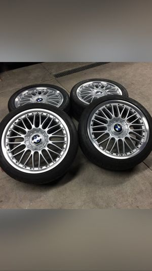 BMW BBS Wheels rims and tires for Sale in Philadelphia, PA