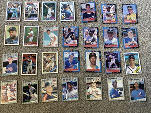 Baseball card collection 70's-90's In boxes since 1990 Complete sets from 86-90 over 100k cards. No shopping at arrival. Take all or none. for Sale in Bellflower, CA