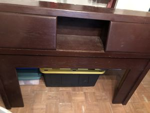 Full size captains bed FREE for Sale in Hemet, CA