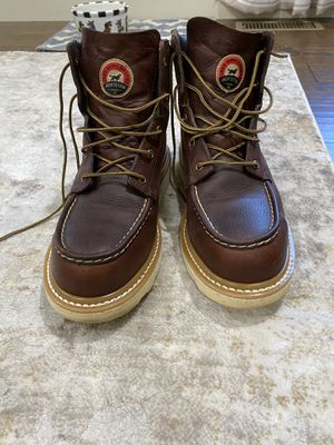 Irish Setter work boots for Sale in Temperance, MI