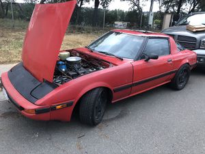 1985 Mazda with mustang 302 5.0 fox body swap- Trade for Sale in Vallejo, CA