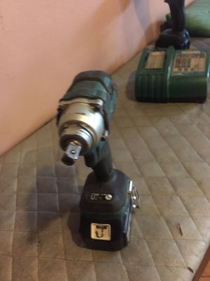 Makita impact wrench 1/2 inch for Sale in Baltimore, MD