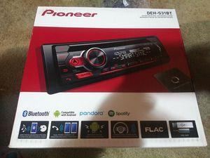 Pioneer Car CD RECEIVER for Sale in Bradenton, FL