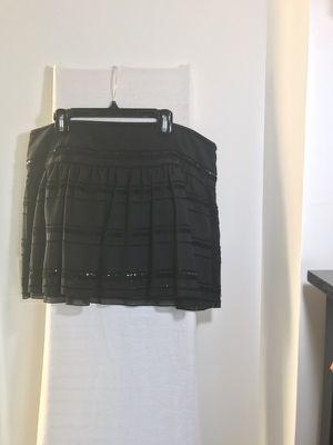 Guess black mini skirt size 10 for Sale in Miami, FL