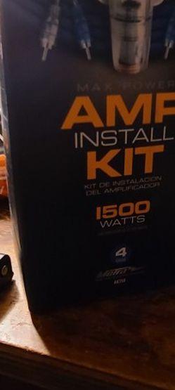 Amp Kit for Sale in Austin,  TX