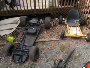 2 Go kart frames for Sale in Oregon City, OR