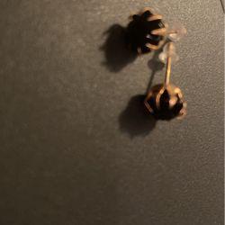 Black Diamond Ear Rings 😍😍 for Sale in Beverly Hills,  CA