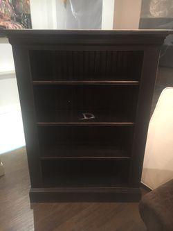 Wood bookshelf for Sale in Manor,  TX