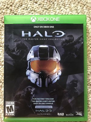 Halo The Master Chief Collection for Sale in Lynchburg, VA