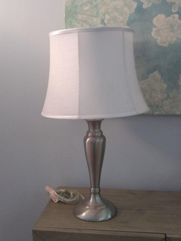 Table light, Nightstand light, Lampshade