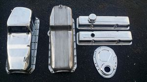 Small Block Chevy Chrome Parts for Sale in Murray, UT