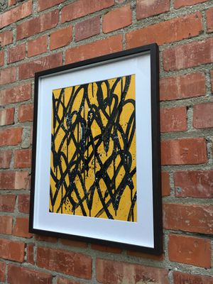 Framed Original Abstract Art for Sale in Los Angeles, CA