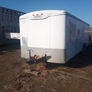 24' I closed Trailer for Sale in Acampo, CA