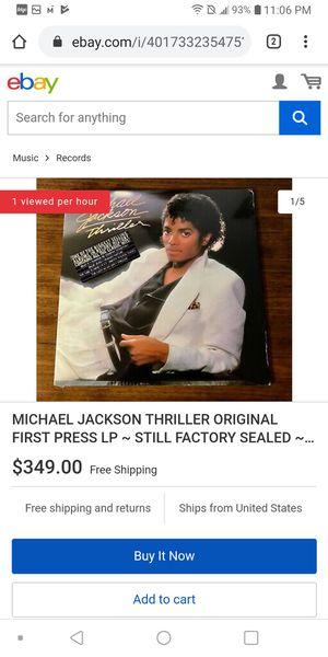 Michael Jackson for Sale in Las Vegas, NV