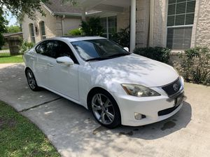 2010 Lexus IS 250 for Sale in Humble, TX