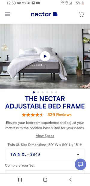 Bed frame for Sale in Baltimore, MD