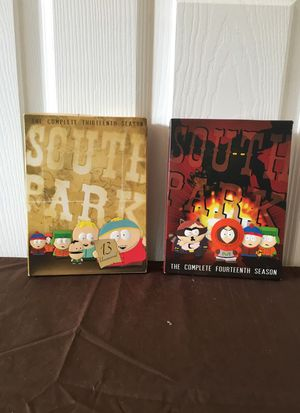 South Park seasons 13 & 14 for Sale in Vista, CA
