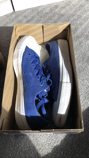 Converse Chuck Taylor II SIZE 6 in men for Sale in Ontario, CA