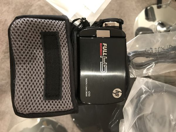 HP T250 Digital Camcorder