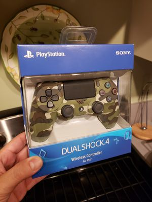 Playstation 4 wireless controller ps4 for Sale in Miami, FL