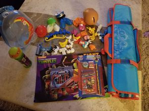 Mr potatoe head silly suitcase & other toys for Sale in Santa Maria, CA