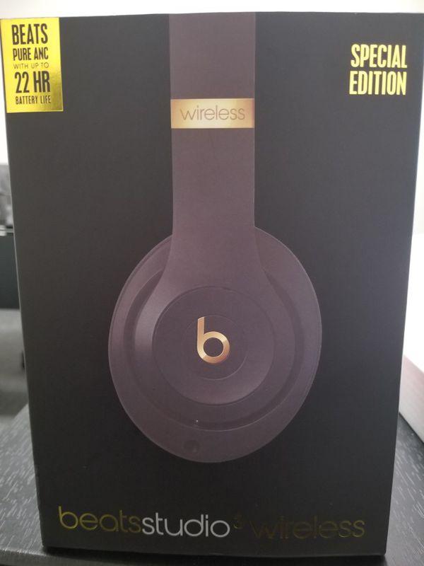 Beats Studio 3 Wireless...