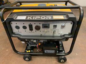 Kipor 6500 generator for Sale in Lakewood, WA