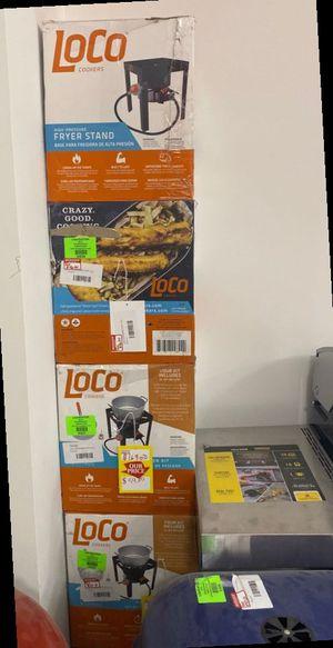 Deep fryer liquidation sale 👍🏽👍🏽👍🏽 ACQT for Sale in Dallas, TX
