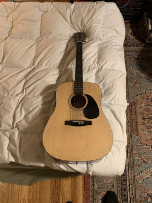 Fender Squire Acoustic Guitar for Sale in Brooklyn, NY
