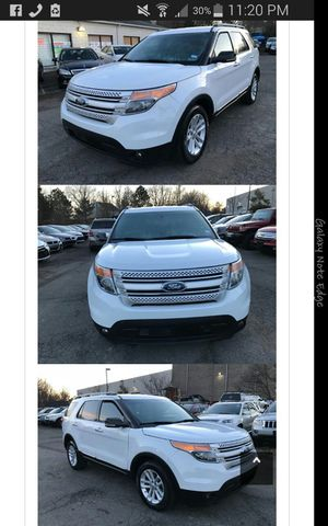 2013 Ford Explorer XLT, Awd, clean title for Sale in Manassas, VA