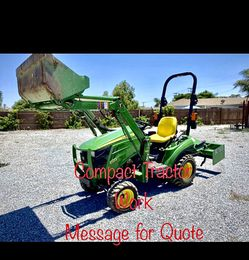 Tractor Servce for Sale in Montclair,  CA