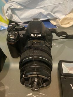 Nikon D3100 with multiple attachments for Sale in Kent,  WA
