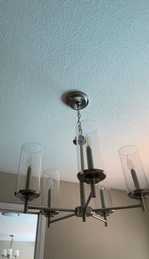 Modern chandelier for Sale in Concord, CA