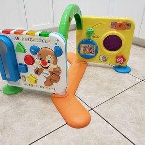 Fisher Price Laugh Learn Crawl Around $20 for Sale in Tampa, FL