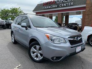 2015 Subaru Forester for Sale in Fredericksburg, VA