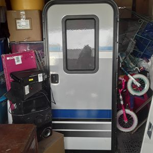 Entry doors for RV, various other parts & accessories for Sale in Oak Grove, MO