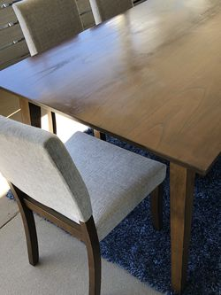 Dinning Table and Chairs Still Available for Sale in Fontana,  CA