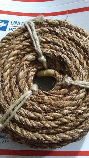 Wellington mini coil twisted multipurpose rope for Sale in Black Diamond, WA