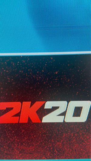 NBA 2k20 good condition never been used let me know for Sale in Oakdale, CA