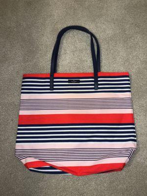 Brand New Kate Spade Striped Tote Bag for Sale in Encinitas, CA