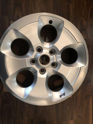 """Jeep Wrangler JK wheel 18"""" for Sale in Austin, TX"""