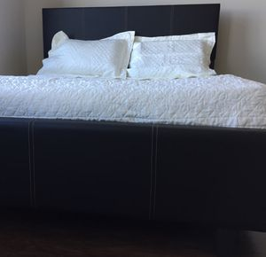 New Black Queen Bed for Sale in Washington, DC